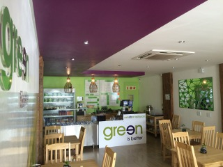 Green is Better Saladbar & Restaurant