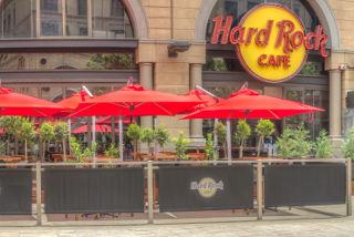 Hard Rock Cafe - Johannesburg