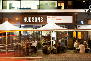 Hudsons The Burger Joint - Claremont