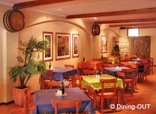 The King Fisher Seafood Restaurant - George
