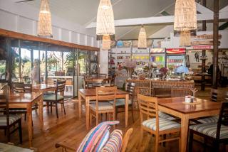 Love Food Caf� at Knysna Elephant Park