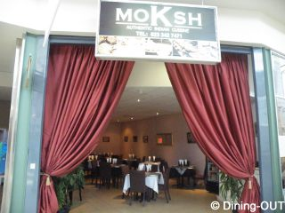 Moksh Indian Restaurant - Worcester
