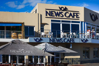News Cafe - Table View