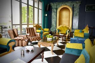 Pedro Portia - Cigar & Champagne Lounge