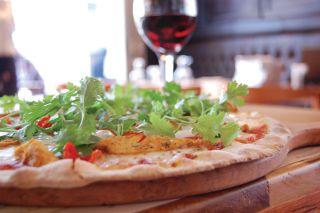 Piza � Vino - Waterkloof