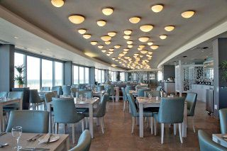 The Brasserie @ Lagoon Beach Hotel