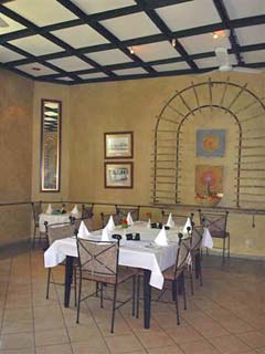 The Gourmet Restaurant