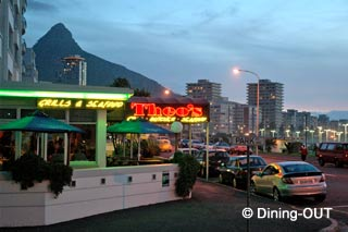 Theos Grill - Mouille Point