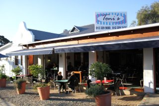 Toni's Fully Furnished Pizza Co - Rietfontein