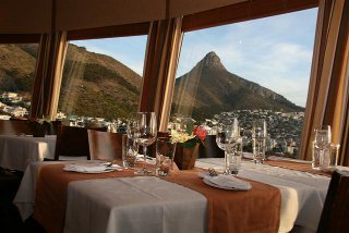 Top of the Ritz Restaurant