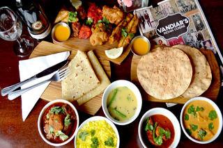 Vandiar's Indian Cuisine