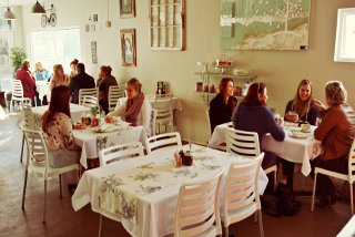 The Vanilla Bean Caf� & Gift Boutique