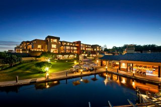 Waterside Grill @ The Hyatt Regency Oubaai