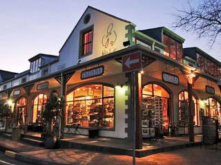 Wijnhuis Restaurant - Stellenbosch
